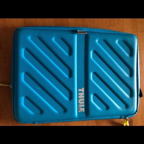 Thule Accessories Blue Laptop Case Poshmark